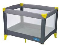 travel cot nearly new