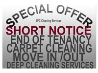 ALL LONDON DEEP PROFESSIONAL HOUSE CLEANING, SHORT NOTICE, ANY DAY, END OF TENANCY, CARPET CLEANERS