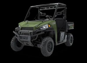 2018 Polaris Ranger XP 900 Sage Green