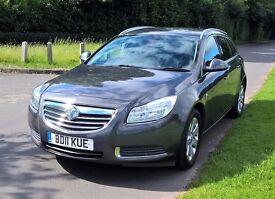 Vauxhall Insignia Tourer Estate 2.0 CDTi 160 SE AUTO - SAT NAV - £4995 o.n.o