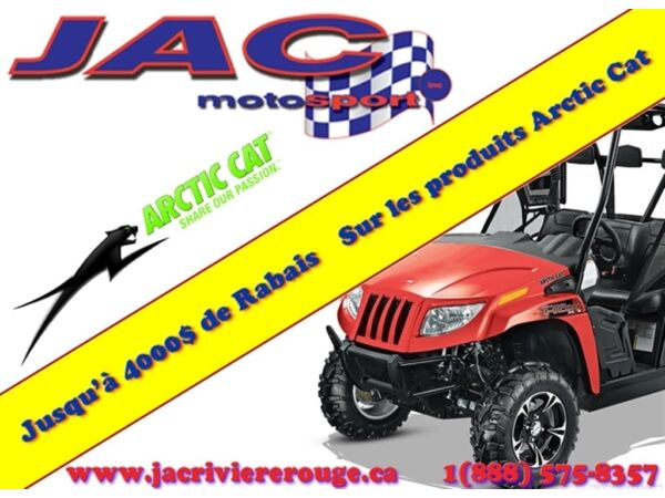 Used 2015 Arctic Cat Prowler 700 HDX XT EPS