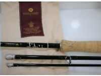 HARDY 'Gem' 10' #7 Fly Rod.