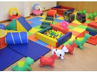 BOUNCY CASTLE AND SOFT PLAY HIRE