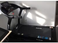 I have a reebok ZR10 treadmill in excellent condition,only selling because I'm moving house