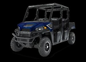 2018 Polaris Ranger Crew 570-4 EPS  Navy Blue Metallic