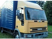 iveco cargo 7.5 tonne lorry swap for ? try me