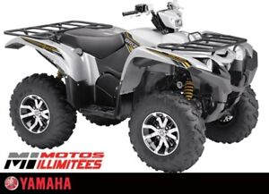 2017 yamaha  Grizzly 700 EPS  SE PDSF 12149 REDUIT 9977
