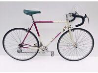 vintage Raymond Poulidor vitus steel racing bicycle
