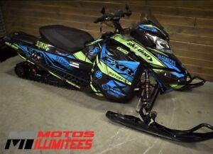 2017 Ski-Doo MXZ X 600