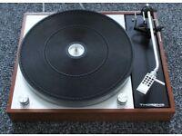 Thorens TD 150 Mk 2 turntable. Rare and Vintage 1970's classic hi-fi