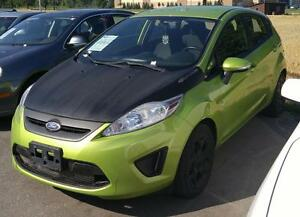 2011 Ford Fiesta STS