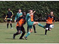 Long established Saturday football club looking for a goalkeeper, midfielders & defenders