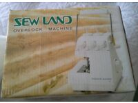 SEWING MACHINE - New in box
