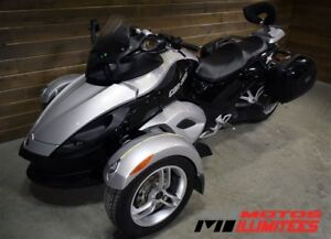2009 Can-Am Spyder RS-S SM5 Liquidation hivernale 250 motos