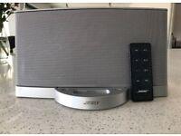 BOSE SoundDock Series 2 in Silver (Docking Station/Speaker)