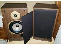 TANNOY MERCURY M20 speakers working pair with great sound, excellent condition £100