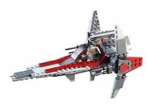 Lego Star Wars - 6205 - V-Wing Fighter - Rare - 7 of $30 each - C Dernancourt Tea Tree Gully Area Preview