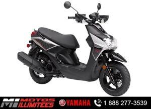 2018 yamaha  BWS 125 Gagnez votre Yamaha