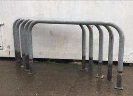 Galvanized Heavy duty hoop barriers
