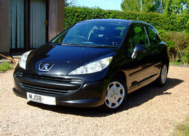 Peugoet 207. Very reliable, clean and efficient.