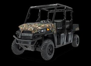 2018 Polaris Ranger Crew 570-4 Pursuit® Camo