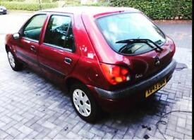 (Clutch issue) low mileage ford fiesta, Very clean and LONG MOT