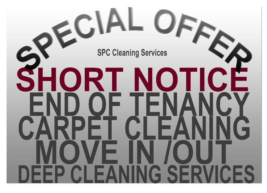 PROFESSIONAL HOUSE CLEANING HELP, SHORT NOTICE, DEEP END OF TENANCY ...