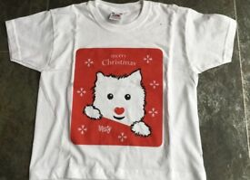 Christmas kids tshirt