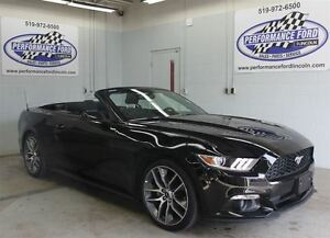 2015 Ford Mustang EcoBoost Premium***HEATED/COOLED SEATS***