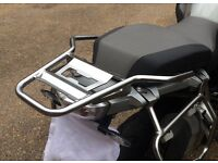 BMW R1200GS & Adventure LC Wayer cooled rear luggage rack top box case rack