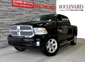 2014 Ram 1500 LONGHORN LIMITED ** RAMBOX+TOIT OUVRANT*