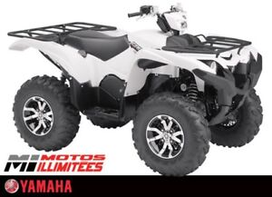 2017 yamaha  Grizzly 700 DAE PDSF 11749 REDUIT 9977