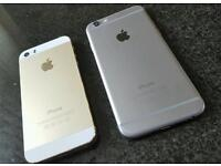 Apple Iphone 6 and 5s spares