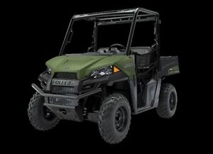 2018 Polaris Ranger 500 Sage Green