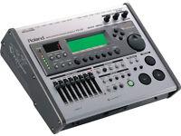 ROLAND V Drums TD-20 drum module brain. mem card. Excellent functions. VEX upgraded 6x packs