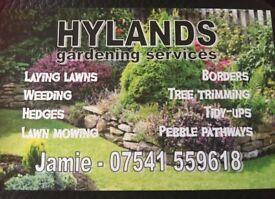 cheap gardener