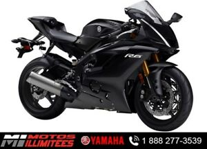 2017 yamaha  YZF-R6 ABS PDSF 13999 REDUIT 12699