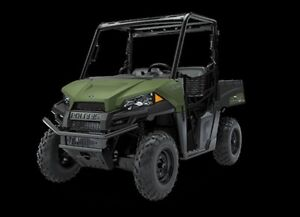 2018 Polaris Ranger 570 Sage Green