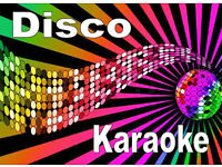Karaoke ,disco's all other parties