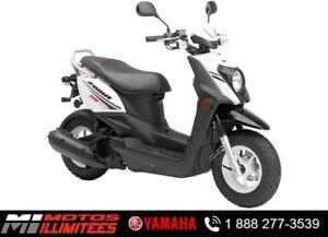 2016 yamaha  Zuma X Gagnez votre Yamaha