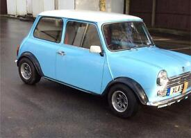 Classic Mini 1982