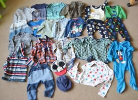 Baby boy clothes size 12-18 months