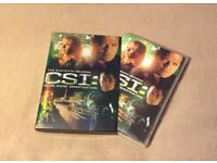 CSI LAS VEGAS - COMPLETE SEASON 11 - DVD DISC SET - BOXED