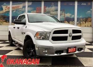 2017 Ram 1500 SLT OUTDOORSMAN | Kelowna Rockets Driven | LOW KMS