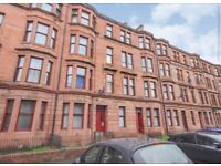 2 bedroom part furnished flat scotstoun