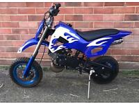 50cc mini dirt bike/ not mini moto
