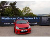 VAUXHALL ASTRA VXR (red) 2008