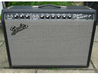 Fender Deluxe Reverb 65 Reissue, Guitar Amplifier, Guitar Amp