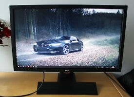 "24"" BenQ XL2420T 120Hz 3D-ready LED Gaming Monitor 1ms HDMI"