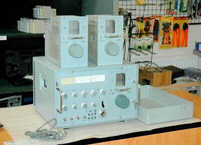 Rohde Schwarz Type Esum Bn 15076 Test Receiver